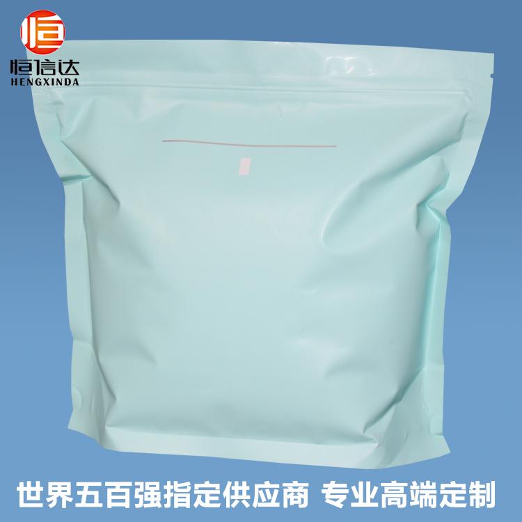 塑料复合自立自封袋 纯色可贴不干胶 通用蛋白粉奶茶粉坚果包装袋